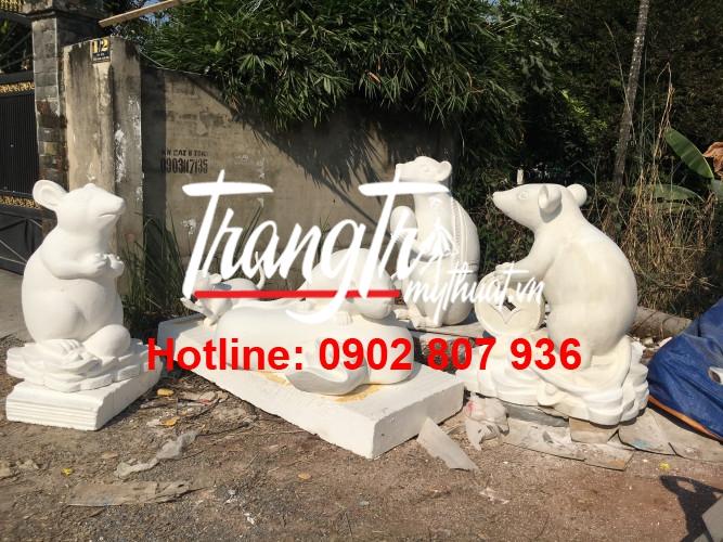 Lưu ngay nơi sản xuất phù điêu tượng composite uy tín tại Quang Cảnh