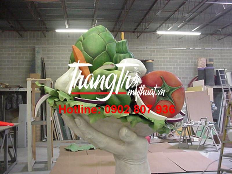 Quang Cảnh bán mô hình trang trí bằng mút xốp chất lượng cao