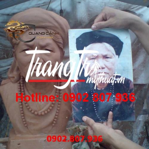 Quang Cảnh là địa chỉ điêu khắc tượng trang trí composite đẹp chất lượng