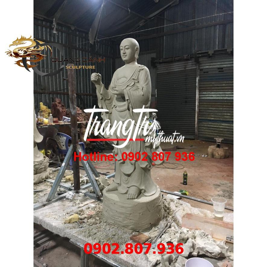 Cơ sở chuyên sản xuất tượng trang trí đẹp composite chất lượng